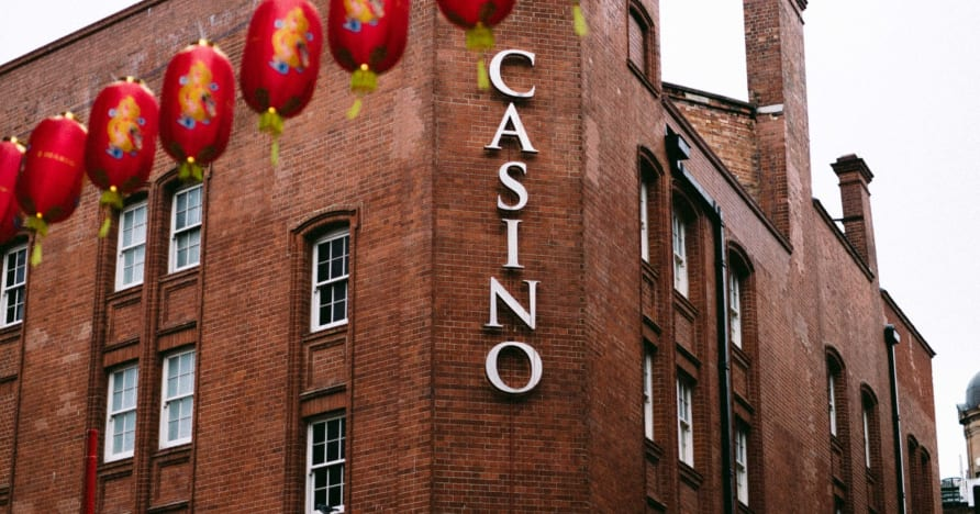 Premiers pas dans un casino mobile