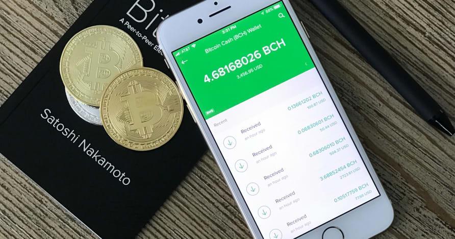 Premiers pas sur les casinos mobiles Bitcoin