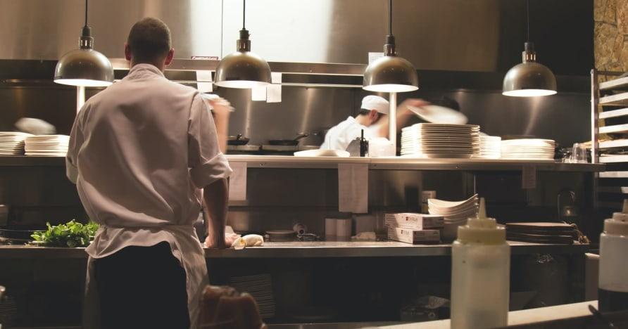 Avis aux cuisiniers ! - NetEnt lance Gordon Ramsay Hell's Kitchen