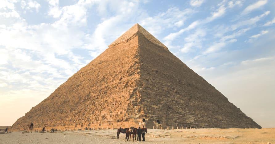 Top 6 des machines à sous sur le thème égyptien à jouer en 2021