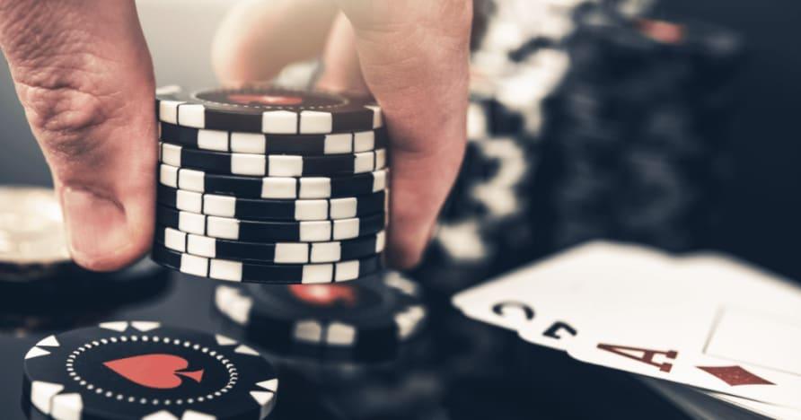 5 plus grandes différences entre le poker et le blackjack