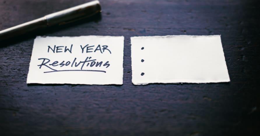 Êtes-vous en train d'honorer vos résolutions du Nouvel An?