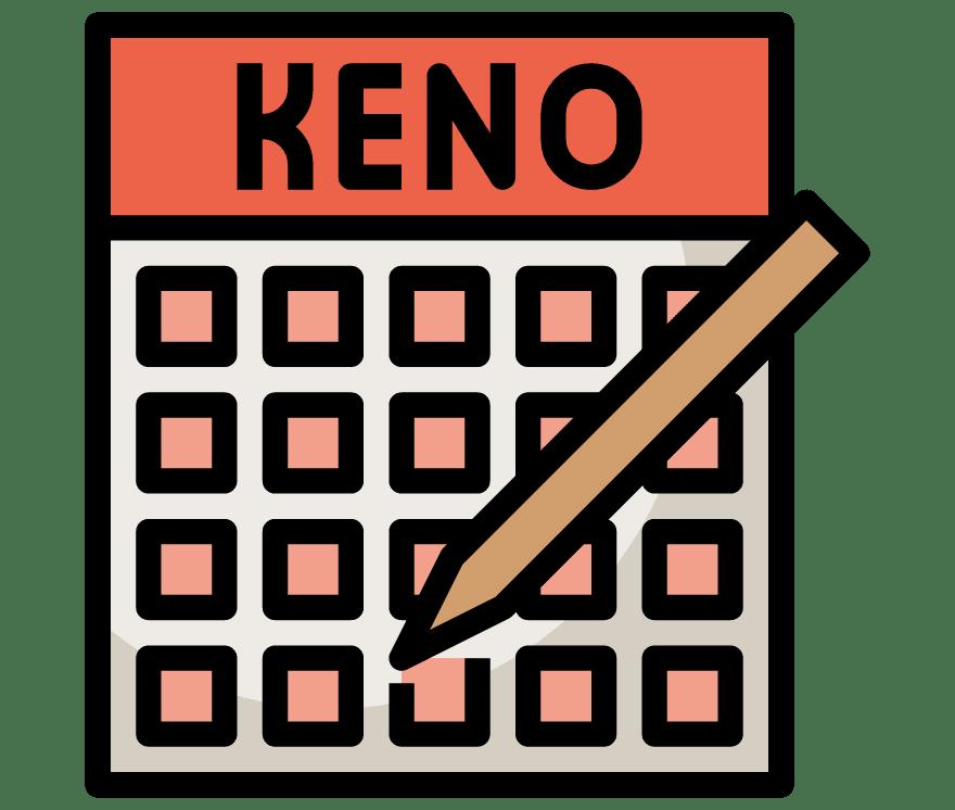 5 Keno Casino Mobile 2021
