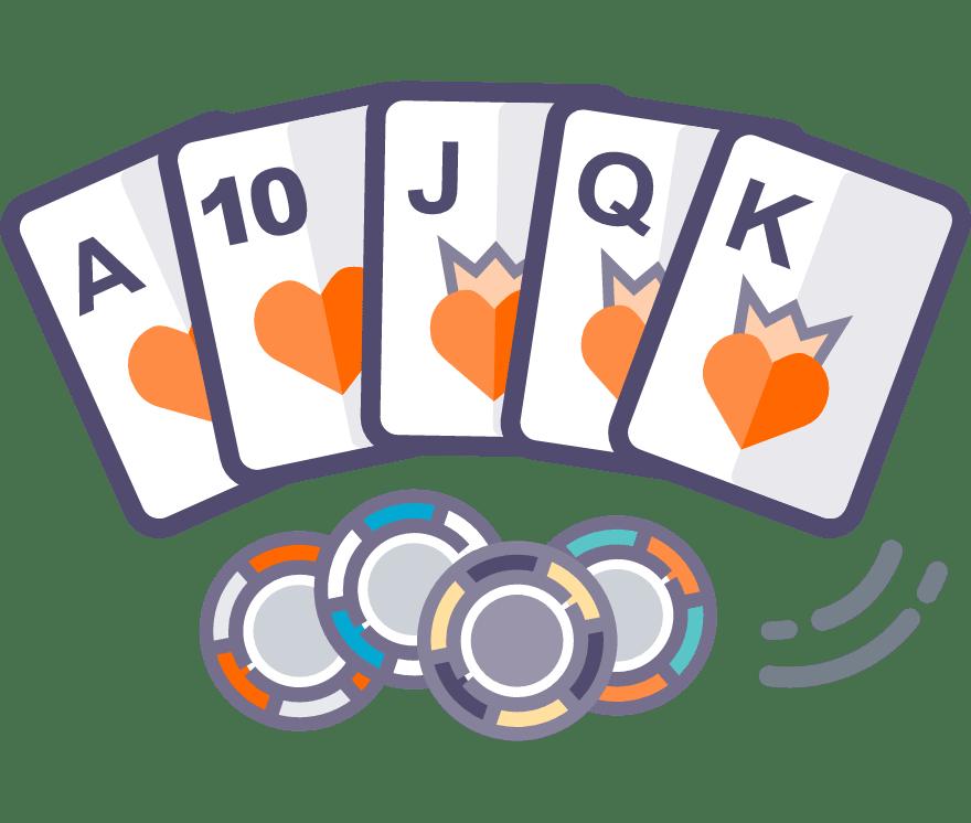 6 Texas Holdem Casino Mobile 2021