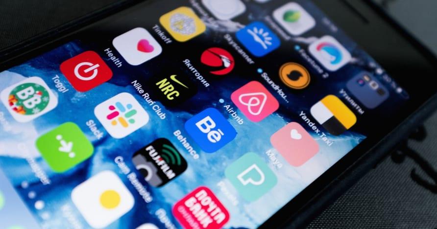 Choisir une application de jeu mobile