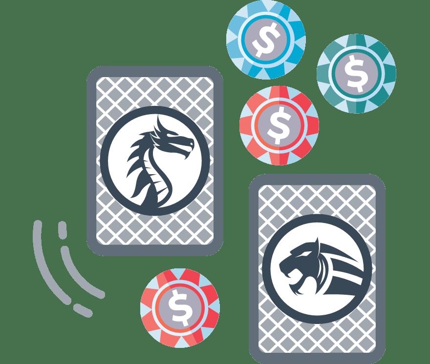 8 Dragon Tiger Casino Mobile 2021