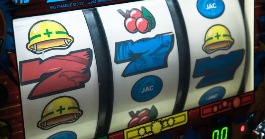 Jeux de machines à sous mobiles