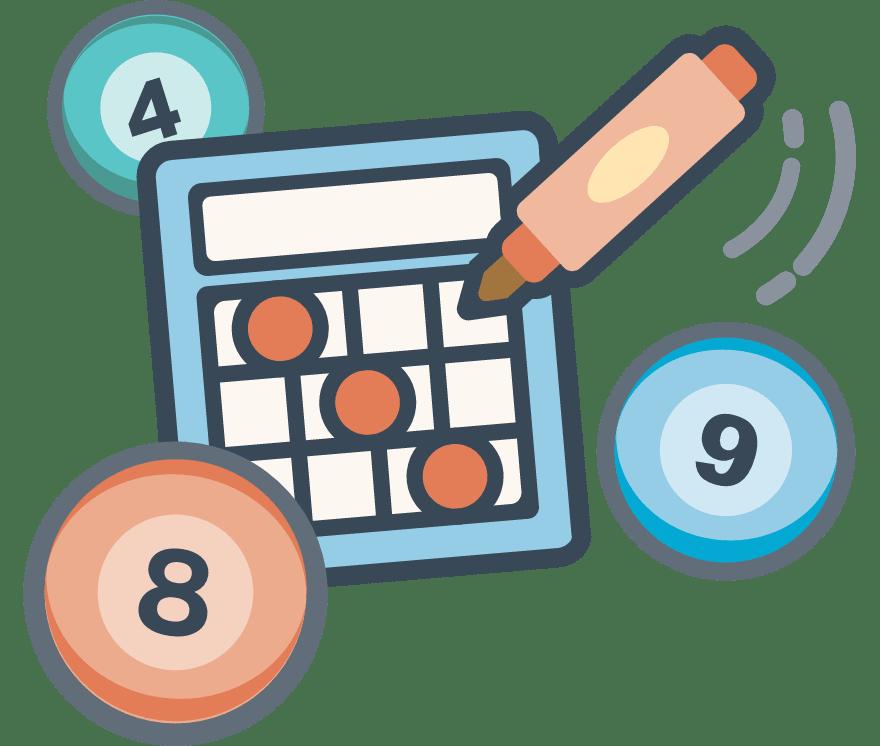 6 Bingo Casino Mobile 2021